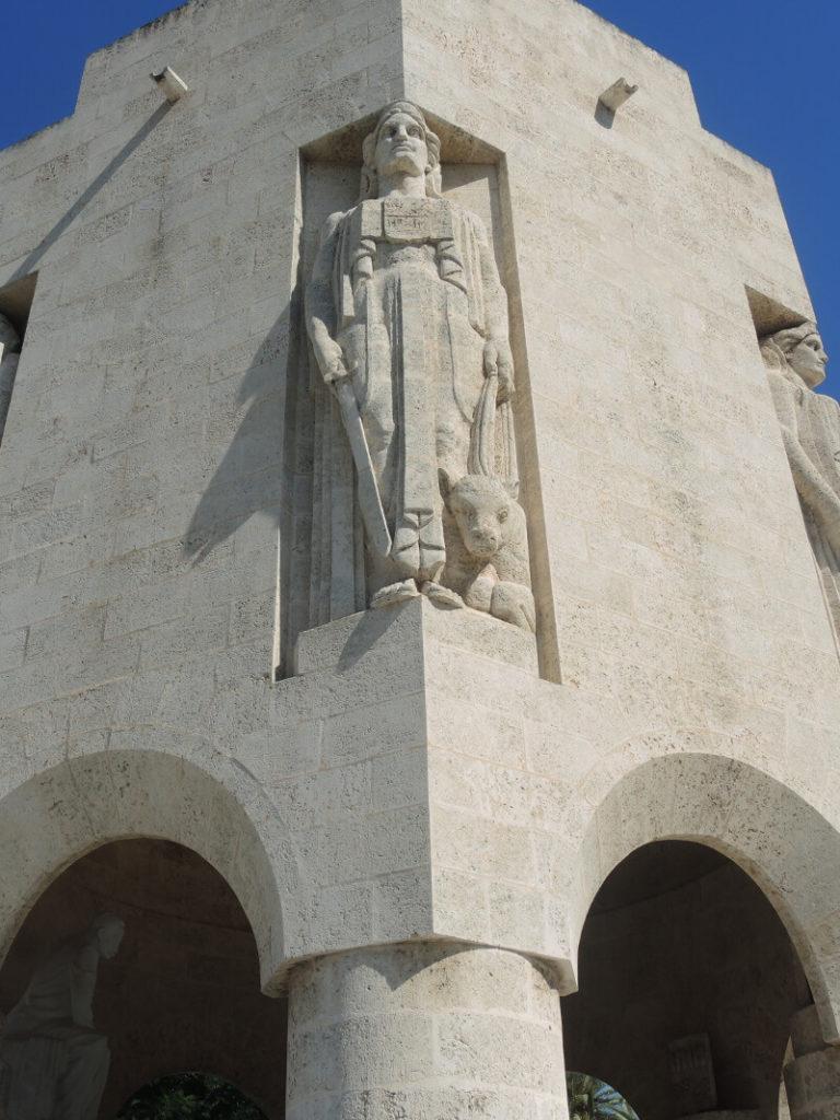 Kuba Sehenswürdigkeiten - Grabmal von José Martí