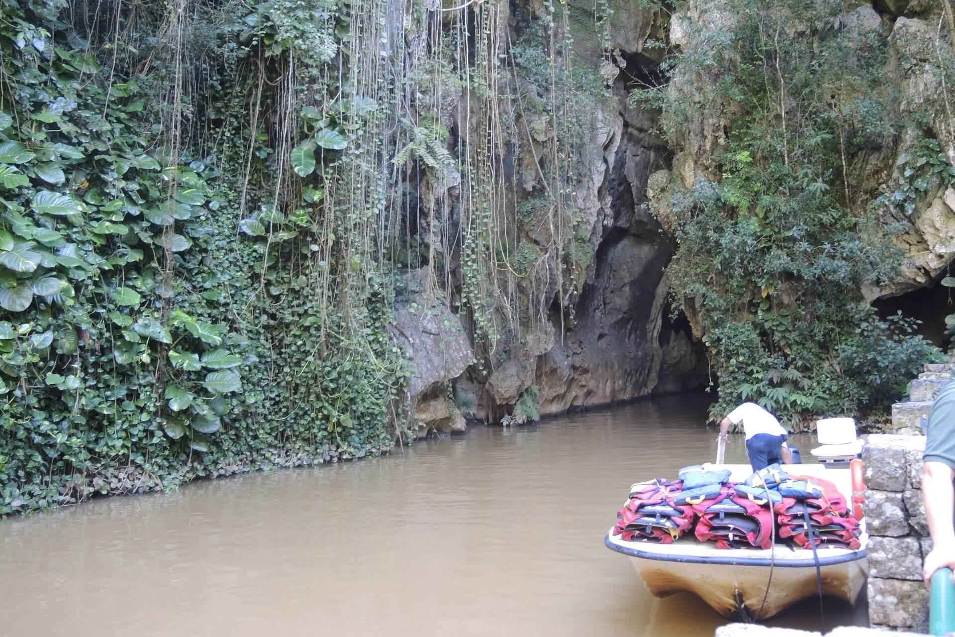 Kuba-Sehenswürdigkeiten - Höhle Cuieva del Indio