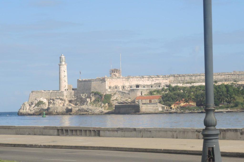 Kuba Sehenswürdigkeiten Havana Festung El Morro