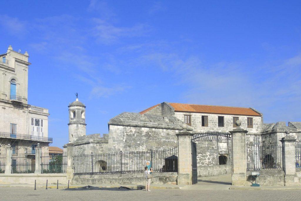 Kuba Sehenswürdigkeiten Havana - Festung der königlichen Streitkräfte