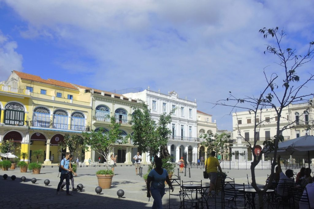 Kuba Sehenswürdigkeiten Havana - La Habana Vieja