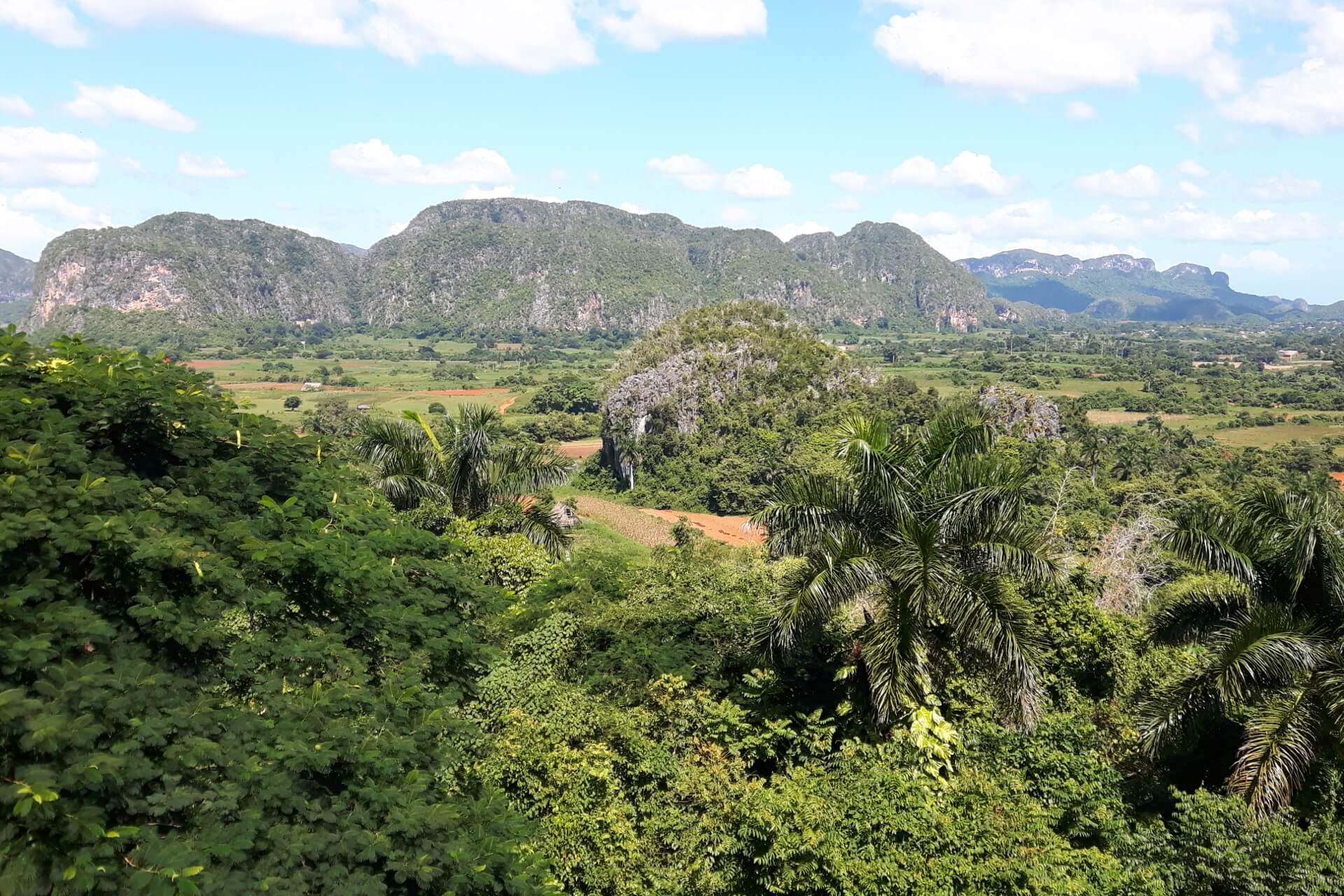 Kubas schönste Sehenswürdigkeiten - Valle de Viñales Viñales-Tal