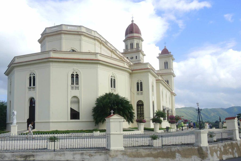 Kuba Sehenswürdigkeiten - Virgin de la Caridad del Cobre 2