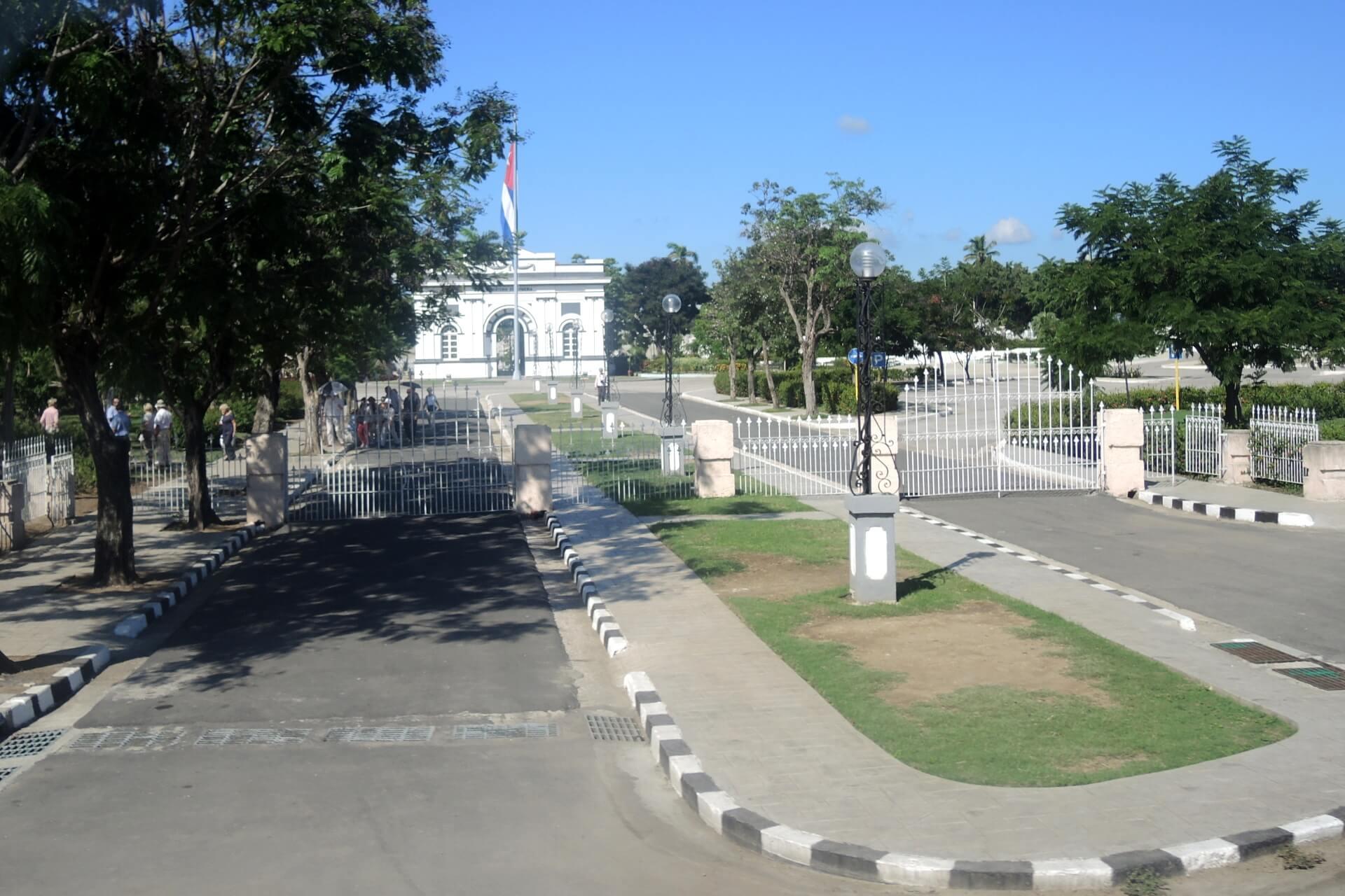 Kuba die besten Sehenswürdigkeiten - Cementerio Santa Ifigenia