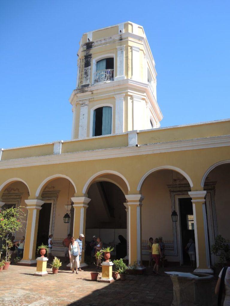 Palacio Brunet Kuba Sehenswürdigkeiten Trinidad