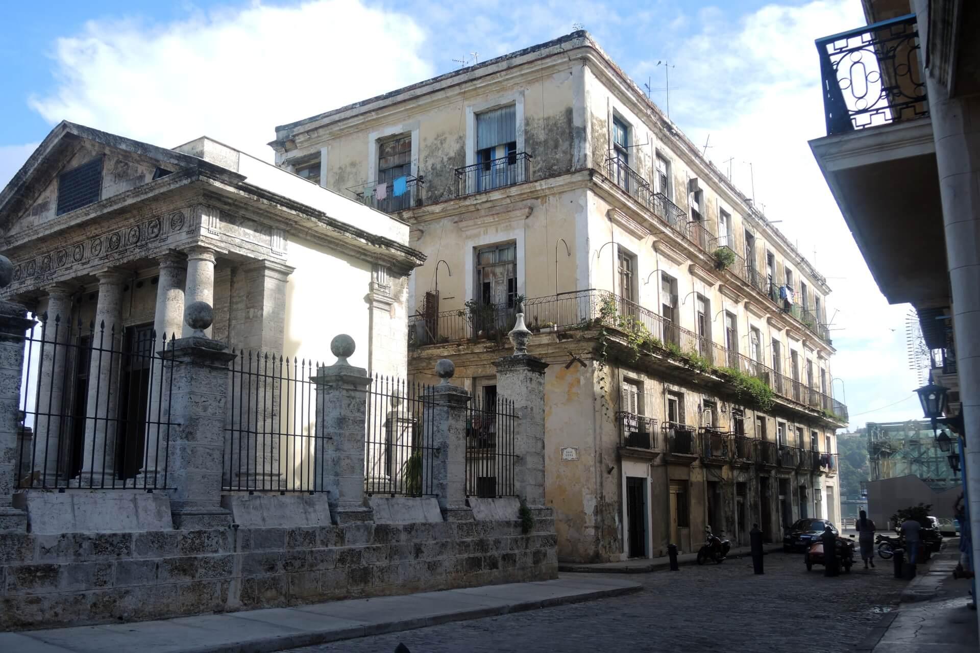Die schönsten Sehenswürdigkeiten in Kuba - La Habana Vieja, die Altstadt Havannas