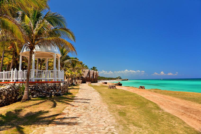 Kuba Reise Varadero Strand